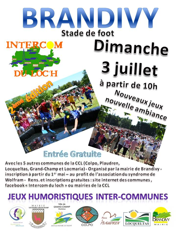 affiche intercom 2011